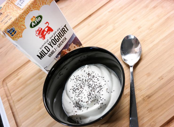 Grekisk yoghurt vanilj