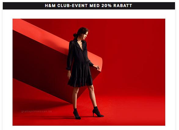 H M Black Friday Shopping Med 20 Rabatt Gratisprinsessan