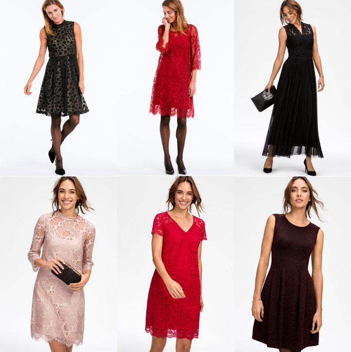 ellos klänningar