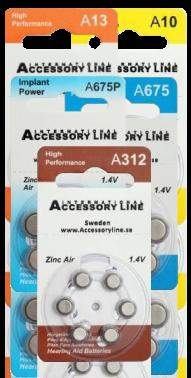 gratis batteri hörapparater