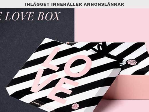 the love box glossybox