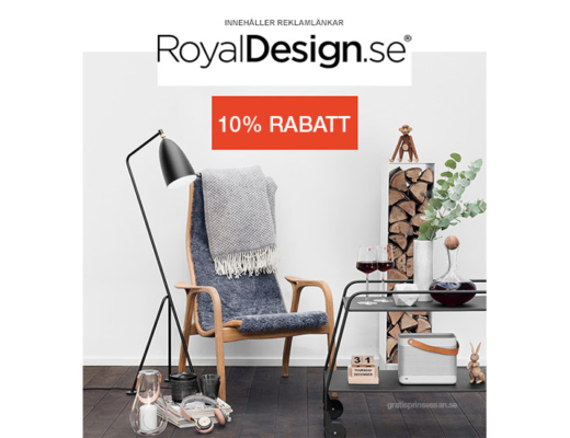 royaldesign rabatt 10
