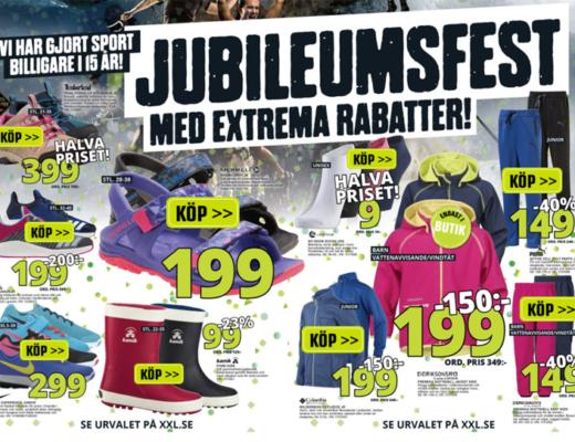 xxl jubileumsfest
