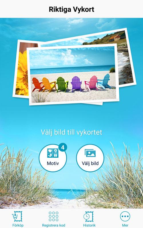 gratis vykort