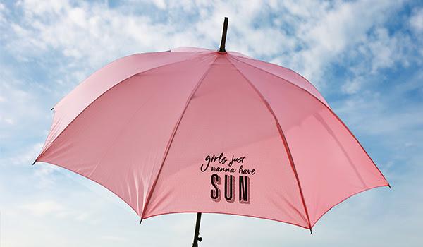 glossybox paraplu
