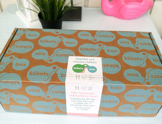 kökets box sensommarfest