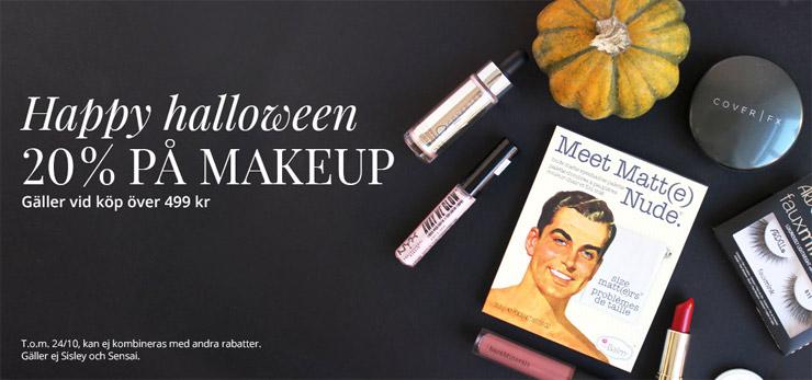 rabatt på makeup