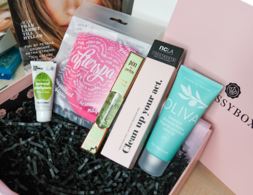 glossybox essentials made easy