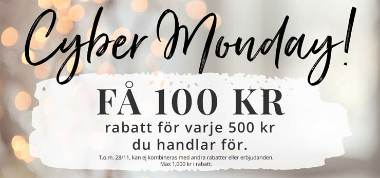 eleven cyber monday