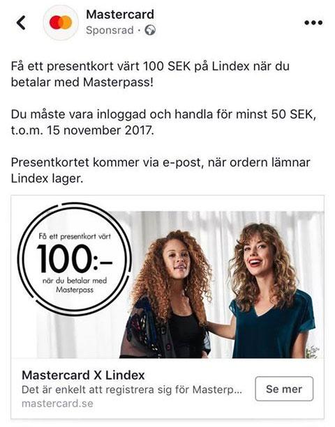 masterpass lindex