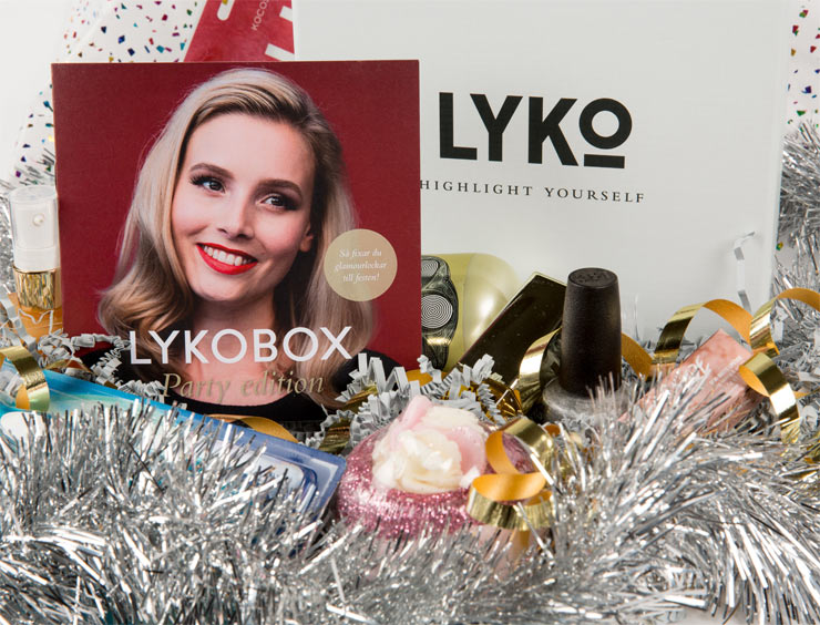 lykobox party edition
