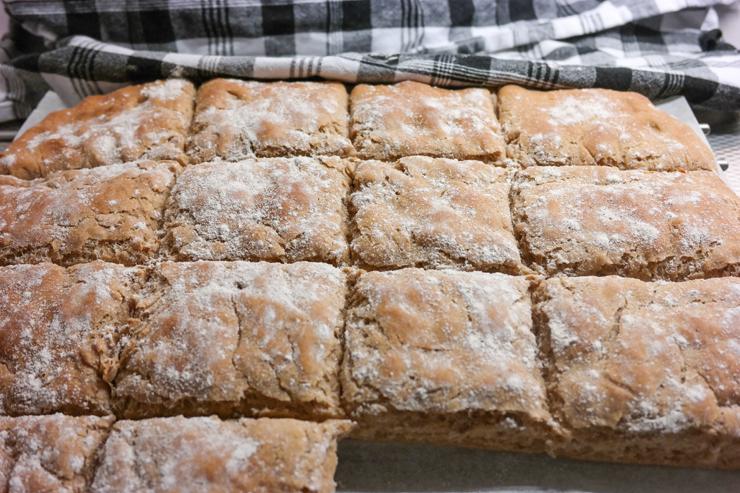 bröd i långpanna recept