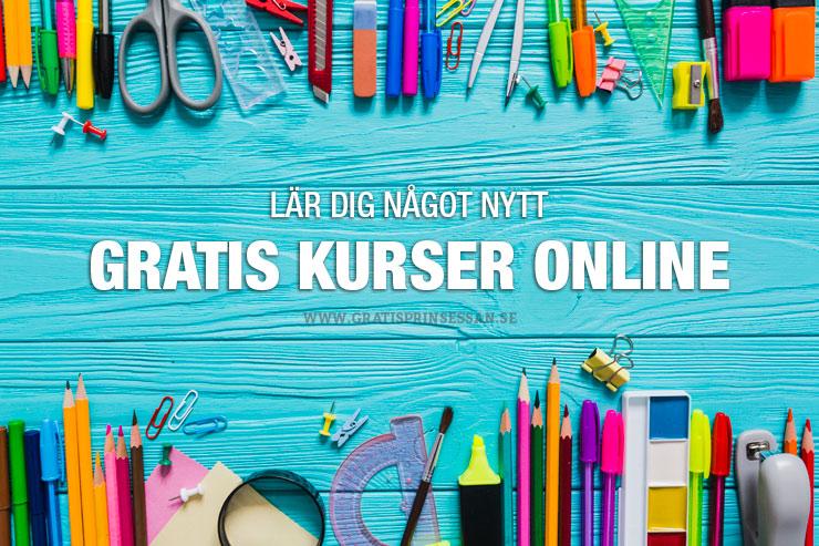 gratis kurser online