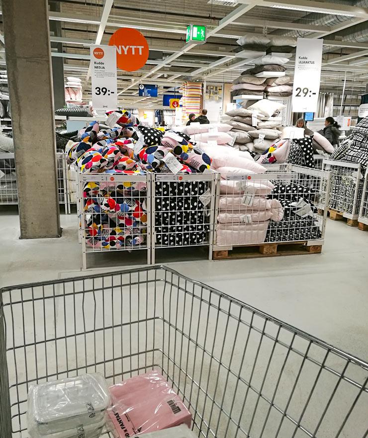 En Shoppingtur Till IKEA