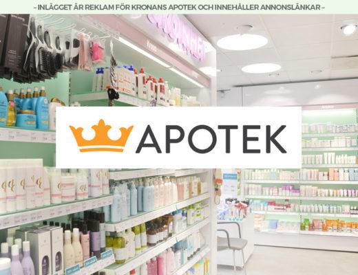 kronans apotek superweek