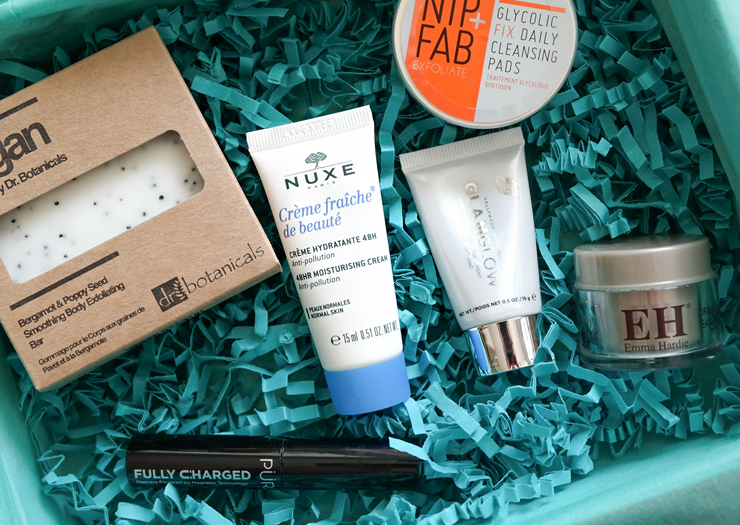 lookfantastic beauty box april 2018