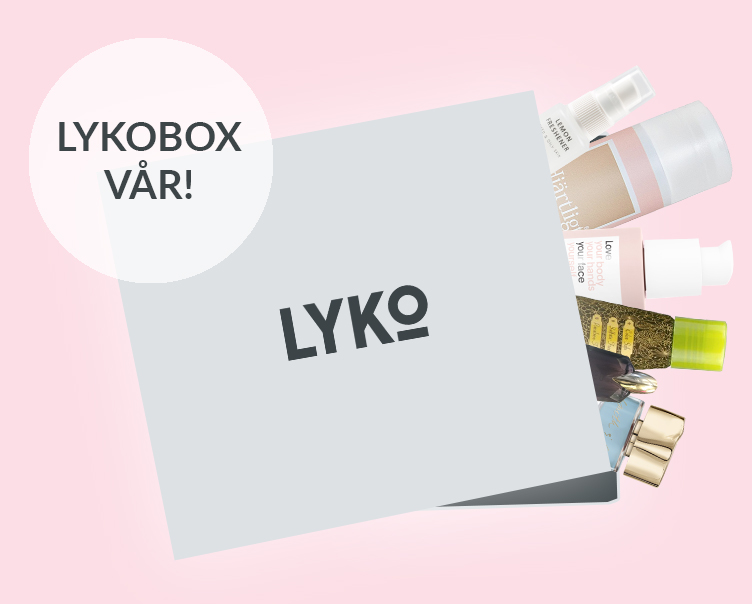 lykobox spring edition