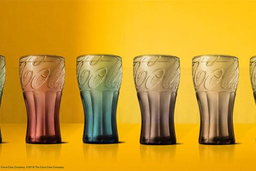 coca cola glas på köpet