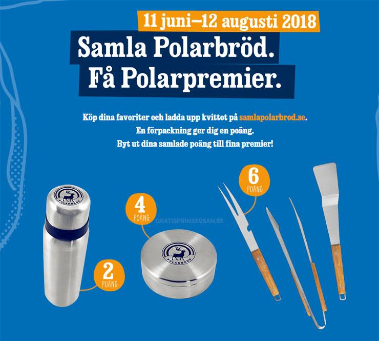 polarbröd samlarkampanj