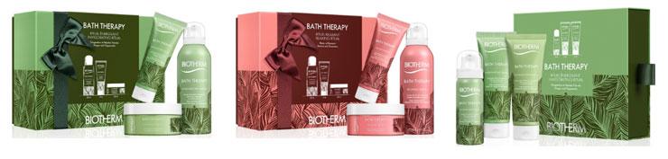 biotherm bath set