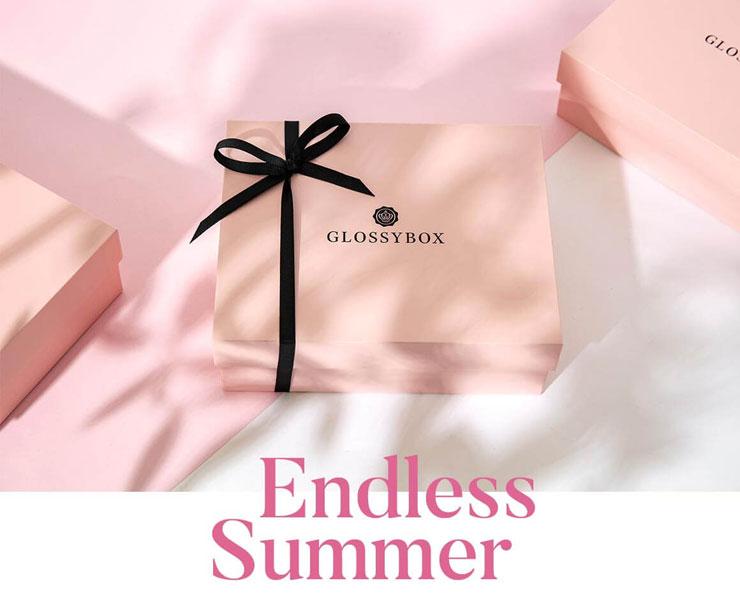 glossybox endless summer