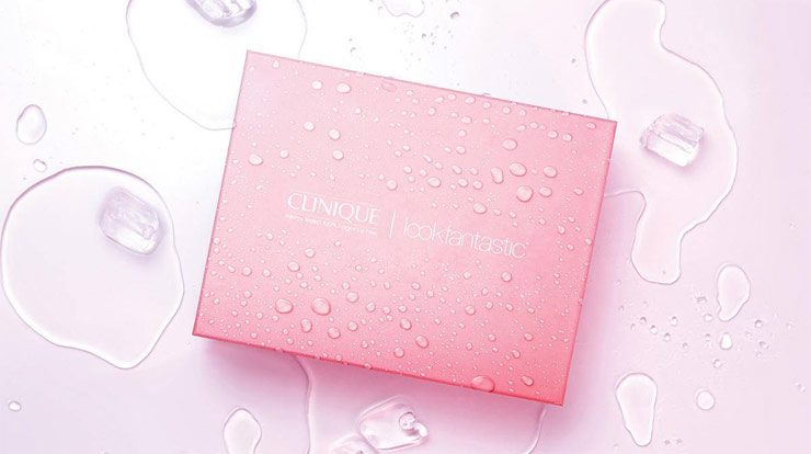 lookfantastic clinique limited edition box