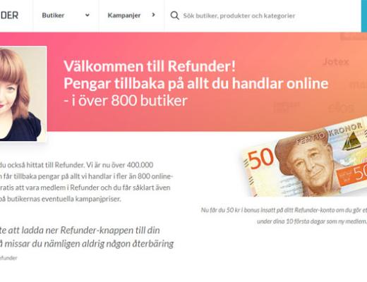 refunder kampanj