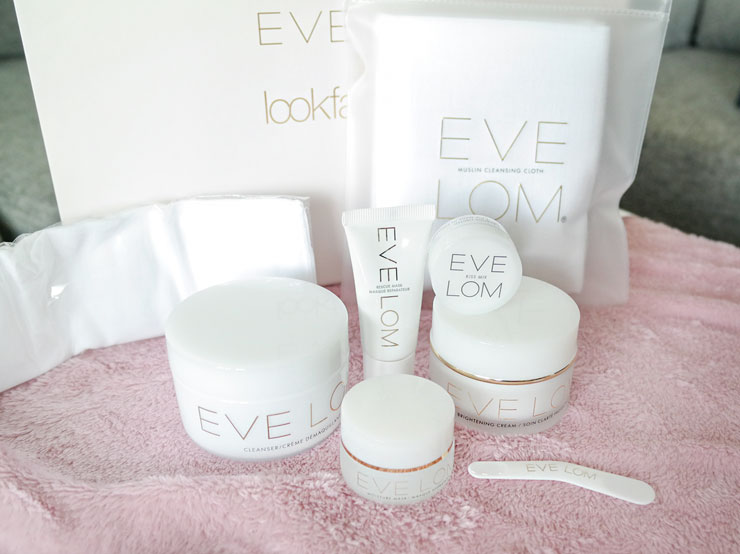 eve lom beauty box
