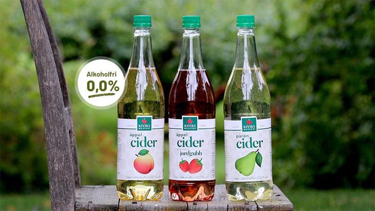 kiviks alkoholfria cider