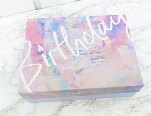 lookfantastic beauty box september 2018 birthday