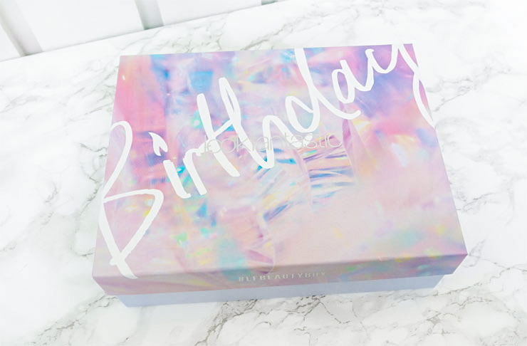 lookfantastic beauty box september 2018 birthday