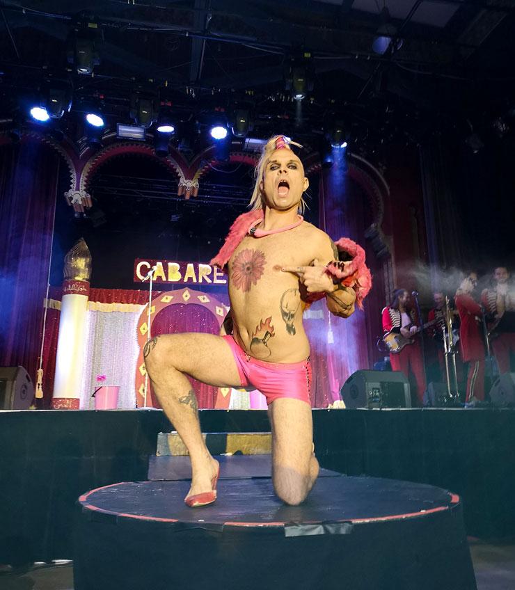 Aphrodite The Burlesque Extravaganza - Moriska Paviljongen