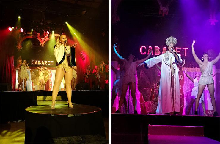 Aphrodite The Burlesque Extravaganza - Moriska Paviljongen - Cabaret Candy Club - Moriskan