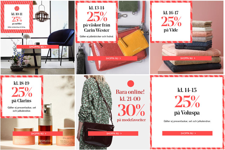 singles day Åhléns