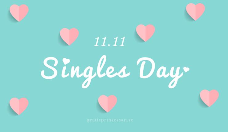 singles day 2018 - dagens bästa rabatter