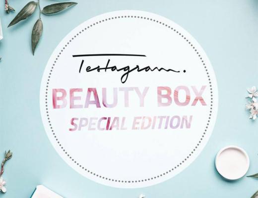 testagram beauty box