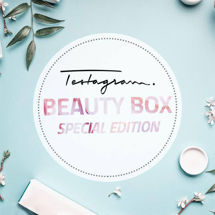 testagram beauty box