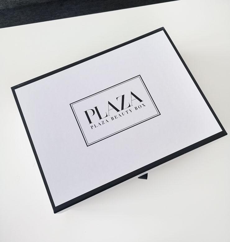plaza beauty box unboxing