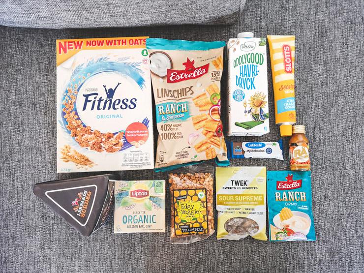 kökets box januari 2019 - nystart