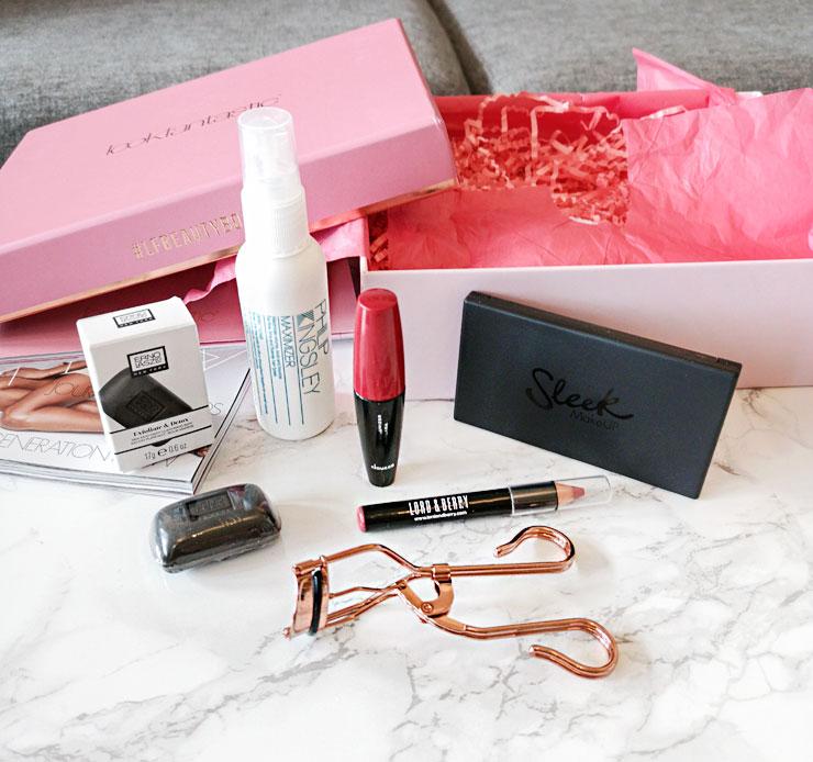 lookfantastic beauty box februari 2019
