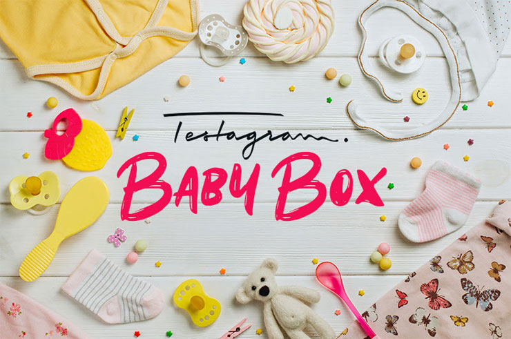 babybox från testagram
