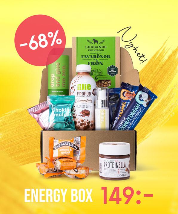 Buyersclub - Energy Box