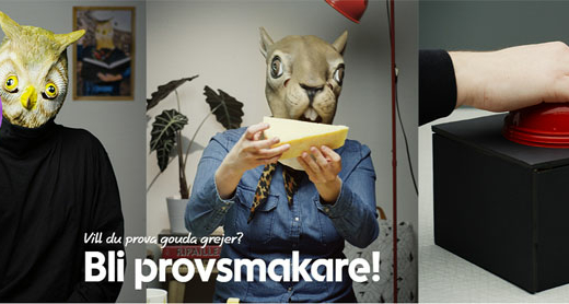 ica student provsmakare