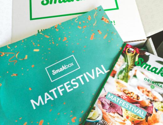 smakbox matfestival original