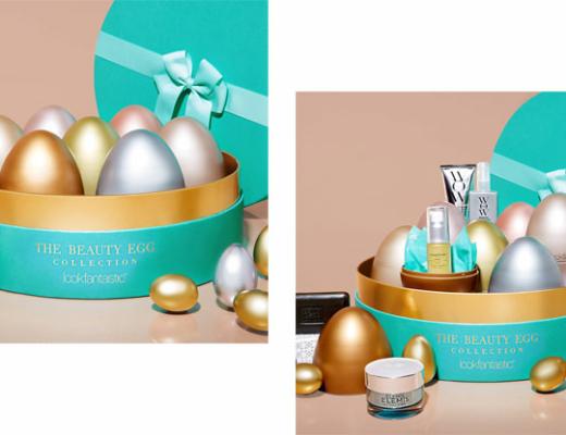 lookfantastic beauty egg