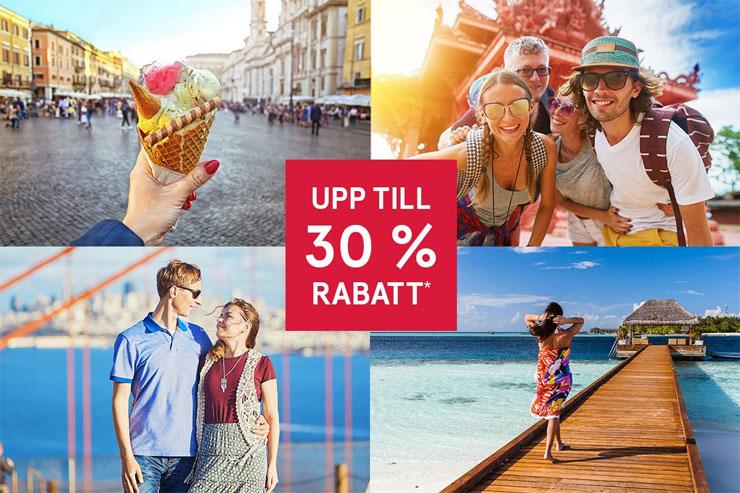 norwegian - gratis flygresor