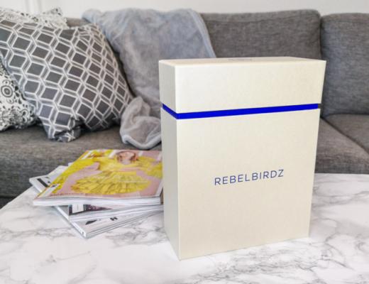 rebelbirdz skönhetsbox