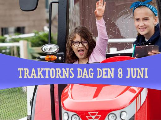 Traktorns Dag i Skånes Djurpark