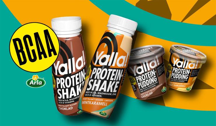 rabatt - yalla protein