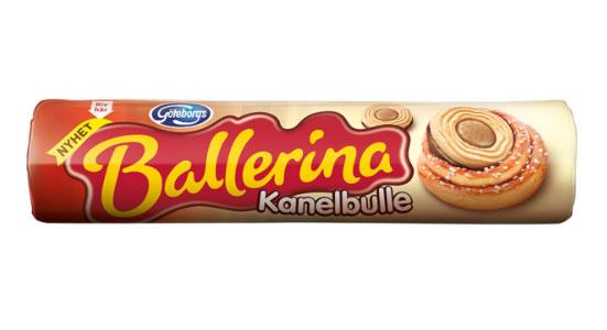 ballerina kanelbulle